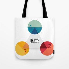 Modern Design Minimal style graphic  Tote Bag