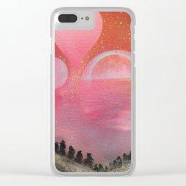 Arielle Clear iPhone Case
