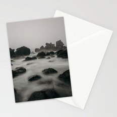ocean shore Stationery Cards