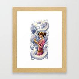 Pandora's Box Framed Art Print