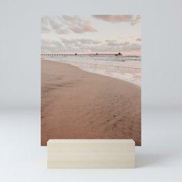 Rose-Colored Sunset Mini Art Print