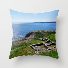Strong Foundations Throw Pillow