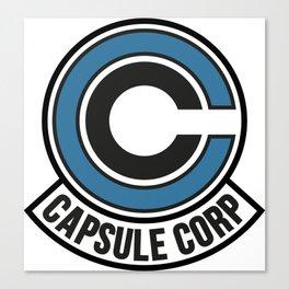 Capsule Corp. Canvas Print