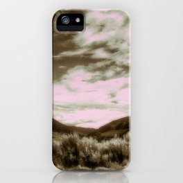The Timelessness In You iPhone Case