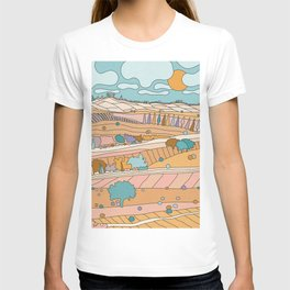 Tuscany #2 T-shirt