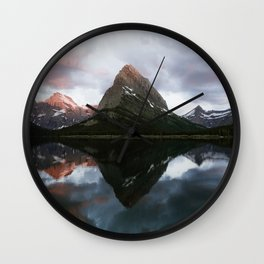 Swiftcurrent Sunrise Wall Clock