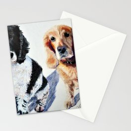 Troy and Lili Stationery Cards