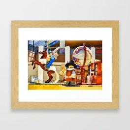 Christopher Columbus Framed Art Print