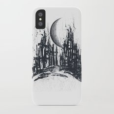 Dystopia city Slim Case iPhone X