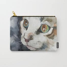 cat#13 Carry-All Pouch