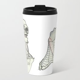 Neck anatomy Travel Mug