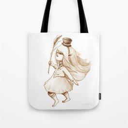 A Grass Pollen Fairy Tote Bag