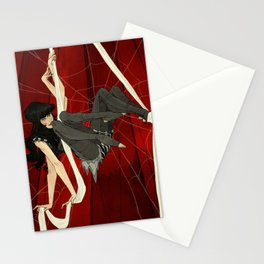 Charlotte the Spider Girl Stationery Cards