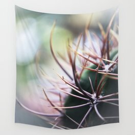 Cactus in the sunlight Wall Tapestry