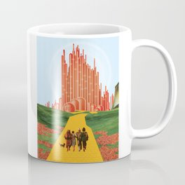 For A Better Future, Live In A Red State Coffee Mug