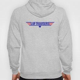 Luftrausers - Top Gun Logo Hoody