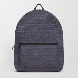 Gray abstract Backpack
