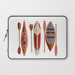 Paddle Passion Laptop Sleeve