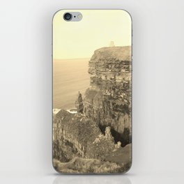 Cliffs of Moher 2 iPhone Skin
