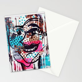 The Dynamic Expressions of Lucy  Stationery Cards