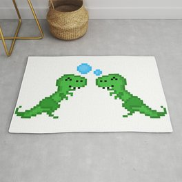 Dino Bubbles Rug
