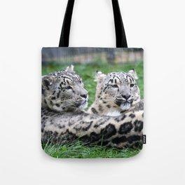 Aqua_Leopard_20180106_by_JAMColorsSpecial Tote Bag