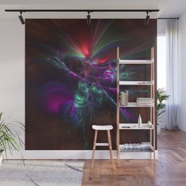 Burst of Confusion Wall Mural