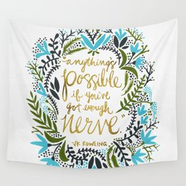 Anything's Possible Wall Tapestry