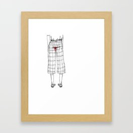 Accident Framed Art Print