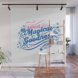 Sweet magical goodness Wall Mural