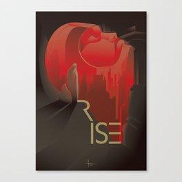 RISE 2013 Canvas Print