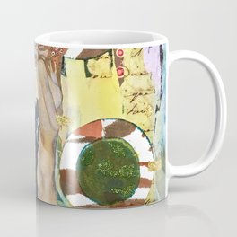 Hot Tub Klimt Machine Coffee Mug