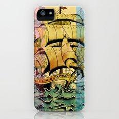 Adventure Begins Slim Case iPhone (5, 5s)