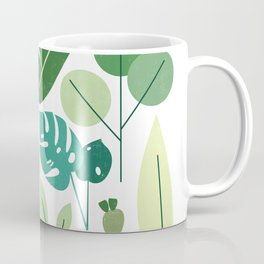 Botanical Chart Coffee Mug