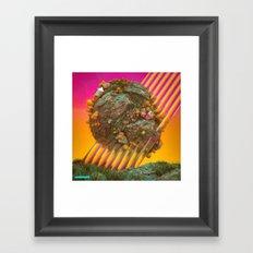 SANDWICHES (everyday 06.19.16) Framed Art Print