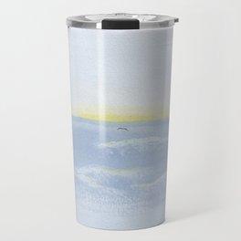 Ocean Sunrise Travel Mug