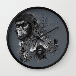Caesar Wall Clock