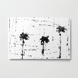 ABSTRACT VIEW NO. 18 Metal Print