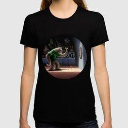 Sloth Darts T-shirt