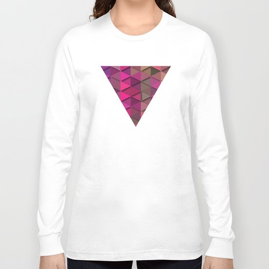 Purple Party Long Sleeve T-shirt