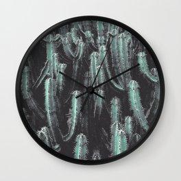 Cactus Club Wall Clock