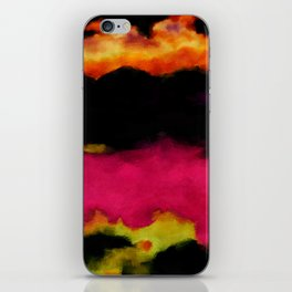 Into the storm iPhone Skin