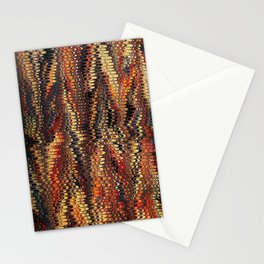 Marbled Paper – Oscillation Stationery Cards