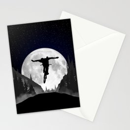 MTB Moon Trick Stationery Cards