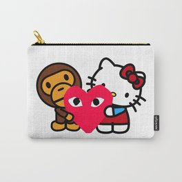 Baby CDG Kitty Carry-All Pouch