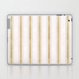 AEGEAN JUTE STRIPE Laptop & iPad Skin