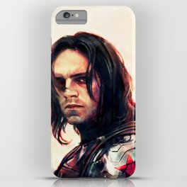 Left Me For Dead iPhone Case