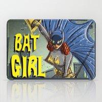 batgirl iPad Cases featuring Batgirl by Joe Badon