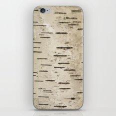 Birch Tree Bark Camo iPhone & iPod Skin