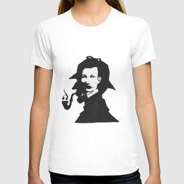 Sir Arthur Conan Doyle T-shirt